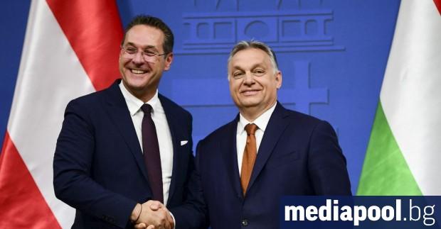 Унгарският премиер, национал-консерваторът Виктор Орбан обяви, че оттегля подкрепата си