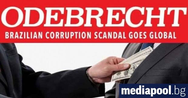 Корупционният скандал, свързан с бразилския строителен гигант Одебрехт, който разтърсва