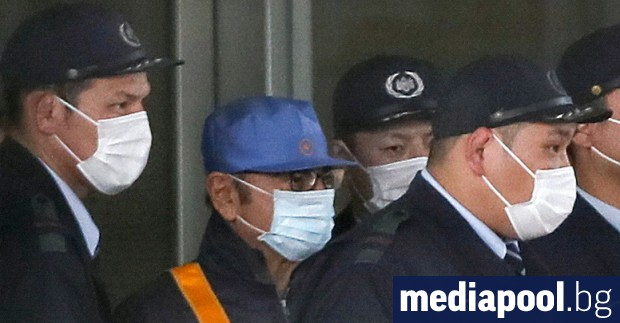 Окръжният съд в Токио освободи под гаранция бившия ръководител на