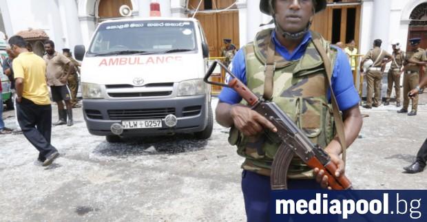 Снимка: Жертвите на атаките в Шри Ланка стигнаха 290, а 500 са ранени