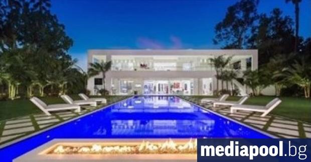 Снимка: Човек с българско име купил имение за на 36 млн. долара в Бевърли хилс