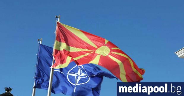 Снимка: Кандидатите на социалдемократите и ВМРО-ДПМНЕ на балотаж за президент на Северна Македония