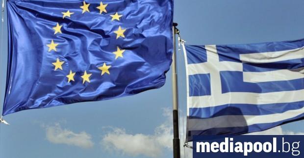 Снимка: Гръцкият първичен бюджетен излишък през 2018 г. е бил 4,4 процента от БВП