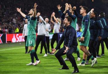 """Ново чудо: """"Тотнъм"""" отстрани """"Аякс"""" с три гола за едно полувреме"""