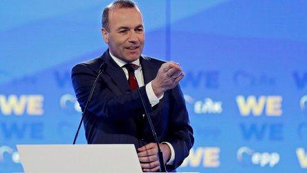 АЛДЕ препъва амбициите на Манфред Вебер за шеф на ЕК
