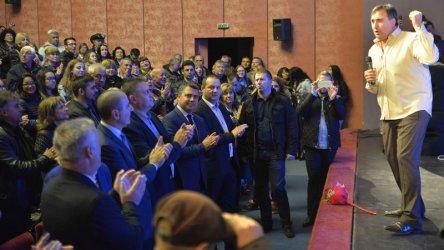 Бойко Борисов: Не ми се искаше повече Веско Маринов да ми пее на концертите