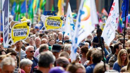 Хиляди демонстрират в Германия срещу национализма