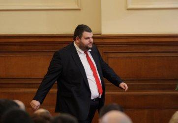 ЦИК ще санкционира вестник на Пеевски