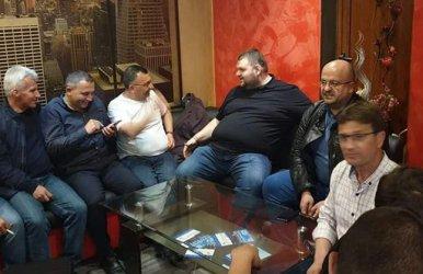 ДПС показа Пеевски с платена публикация