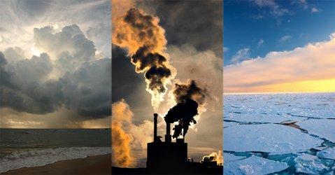 След британския и ирландският парламент обяви извънредно климатично положение