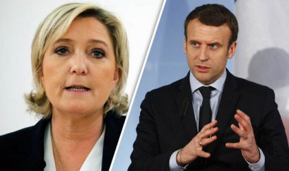 Европа на мушката на Марин Льо Пен