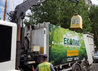 Устойчиво нараства рециклирането на опаковки в България