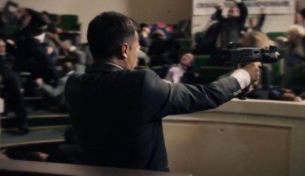 Проруска партия се рекламира с разстрел на журналисти