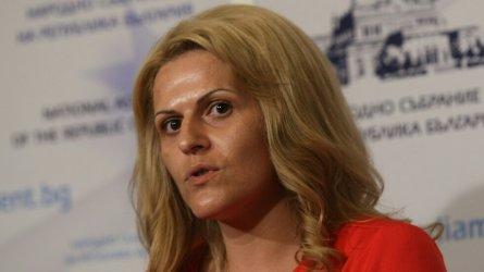 Мария Белова влезе на мястото на Танева в парламента