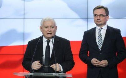 Качински е готов за съюз със Салвини и Вокс, но не и с Льо Пен