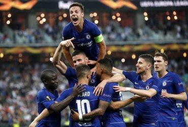 Челси разби Арсенал и спечели Лига Европа