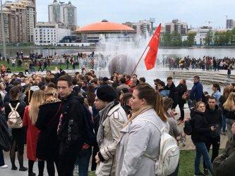 Путин за протеста в Екатеринбург: Да не пренавиваме пружината