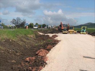 Участък от магистралата до Калотина ще е готов до края на 2020 г.
