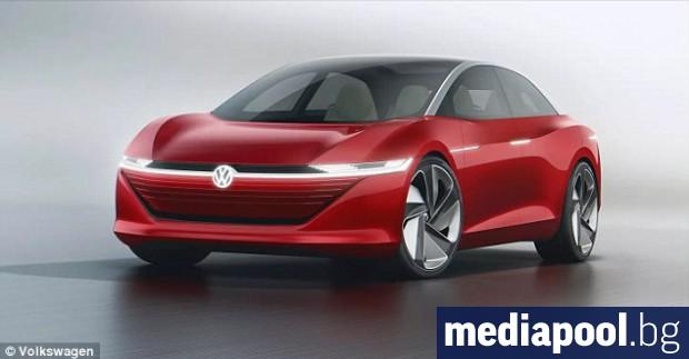 След около година Volkswagen може да достигне капацитета на Tesla