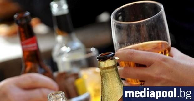 Хората във Великобритания се напиват по-често, отколкото във всяка друга
