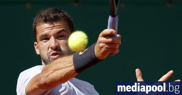 Най-добрият български тенисист Григор Димитров се срина срещу 84-ия в