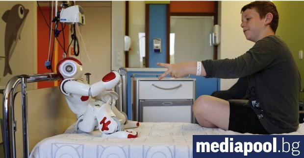 Виртуални здравни асистенти, базирани на изкуствен интелект, могат да разтоварят
