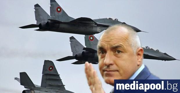 Вече трети кабинет на Бойко Борисов обявява модернизацията на армията