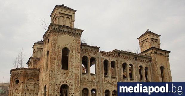 Оставената на произвола на съдбата синагога във Видин от края