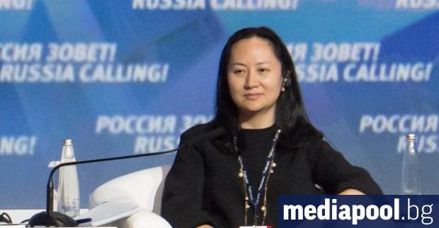 Снимка: Финансовата директорка на Хуавей ще се бори със зъби и нокти срещу екстрадирането си в САЩ