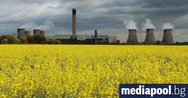 Великобритания не е използвала въглища за производството на електроенергия от