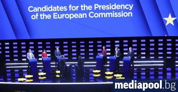 Водещите кандидати за следващ председател на Европейската комисия сблъскаха позициите