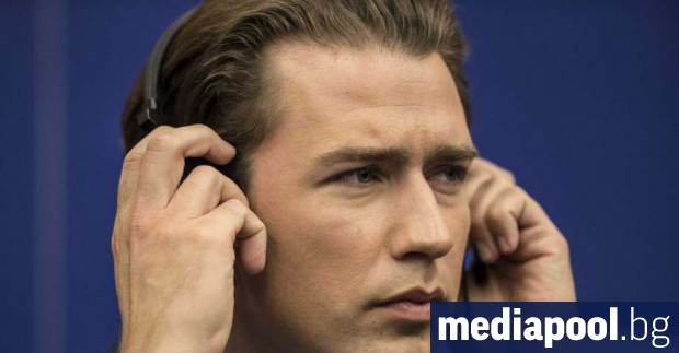 Австрийският канцлер Себастиан Курц поиска днес 1000 европейски регулации да