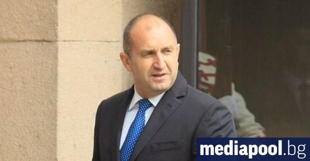 Президентът Румен Радев наложи вето в понеделник върху промените в
