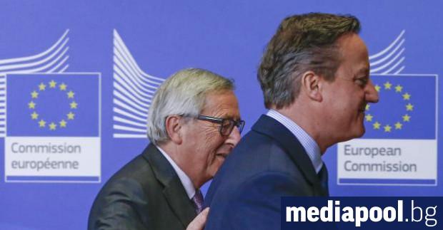 Председателят на Европейската комисия Жан-Клод Юнкер заяви, пред телевизия Си