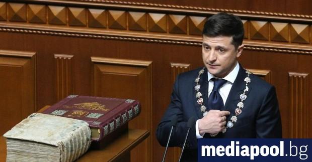 Украинският президент ще подпише до дни указ, с който формално