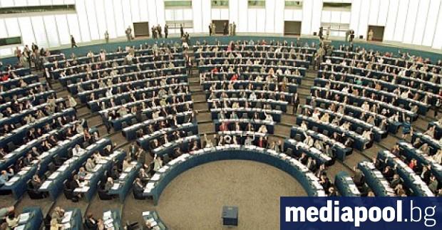 В сряда вечер в пленарната зала на Европейския парламент в