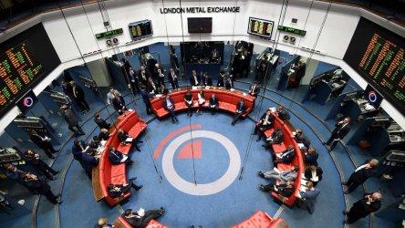 Вече дилърите на борсата за метали в Лондон не могат да пият на работа