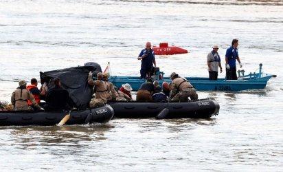 15 станаха потвърдените жертви при преобръщането на корабче в Будапеща