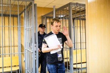 Журналистът Иван Голунов обяви, че продължава с разследванията си