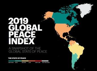 Кои са най-мирните и сигурни държави по света