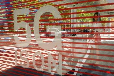 С 55 млрд. евро поскъпва 5G мрежата заради забраната за китайско оборудване