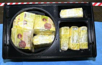Рекорд: Задържани са 1,8 тона метамфетамини на кристали в Австралия