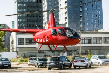"""""""Юбер"""" започва хеликоптерни превози в Ню Йорк"""