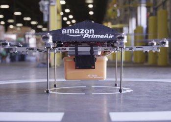 """""""Амазон"""" ще започне доставки с дронове до няколко месеца"""