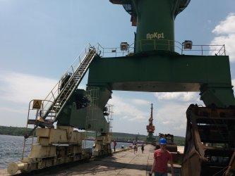 Пристанището на Доган чака фонд от Лондон за съакционер