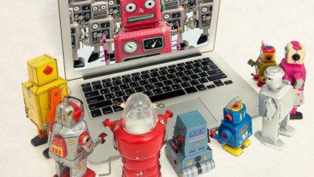 Какво би станало, ако хората предпочетат да се информират чрез роботи?