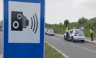 Седем шофьори са хванати да карат с над 200 км/ч