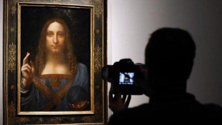 Най-скъпата картина в света се оказа на яхтата на саудитския принц