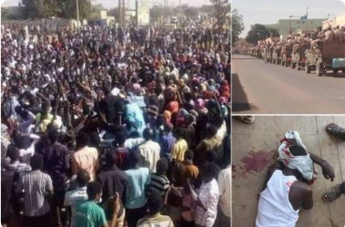 Броят на жертвите при протестите в Судан тази седмица е надхвърлил 100