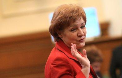 Менда Стоянова за Цветанов: Няма незаменими хора